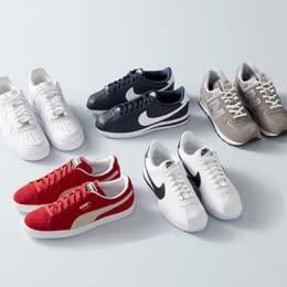 الأحذية الرياضية الرجالية   20% - 60% خصم