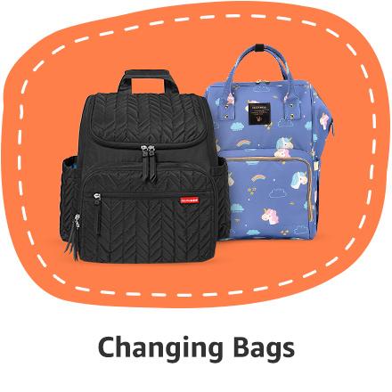 diaper changing bags