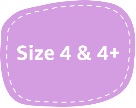 diaper size 4 4+
