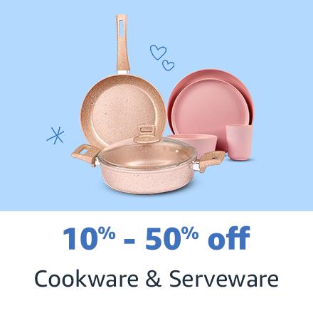 Cookware & serveware