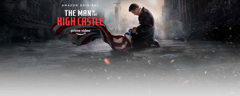 Amazon Original. The Man In The High Castle. Prime Video.