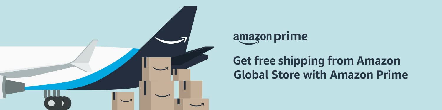FREE shipping from Global Store with Prime