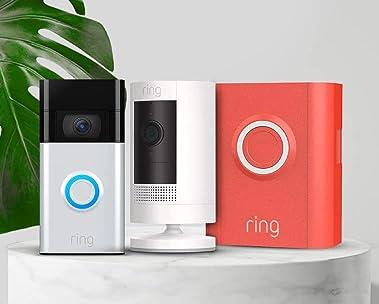 أجهزة حماية المنزل و Ring
