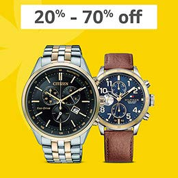 Watches offers