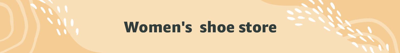 Women's shoe store