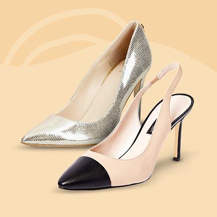أحذية بكعب