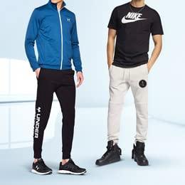 ملابس رياضية رجالية