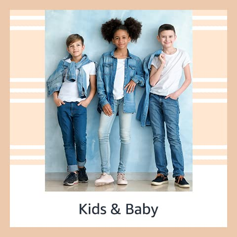 Kids and baby