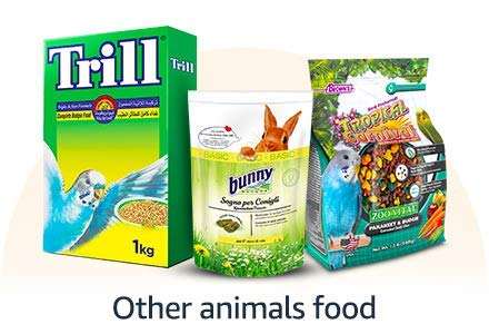 Other Pets' Food