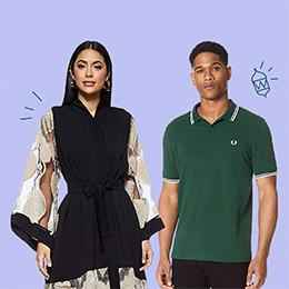 تسوق أزياء العيد