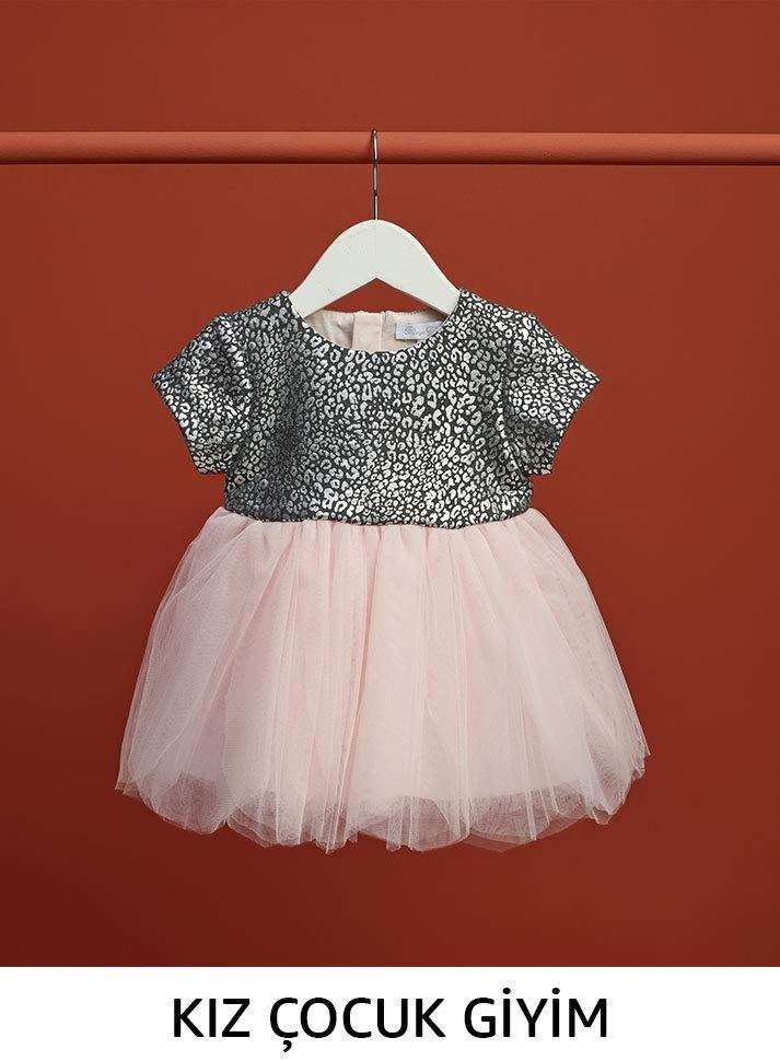 Kız Çocuk Giyim