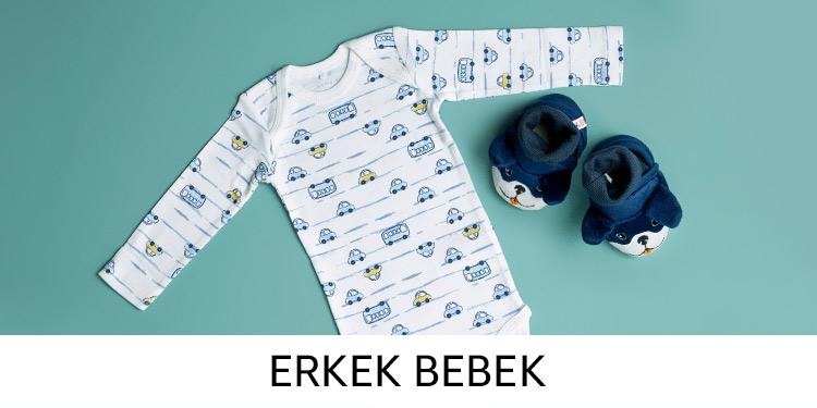 Erkek Bebek Giyim