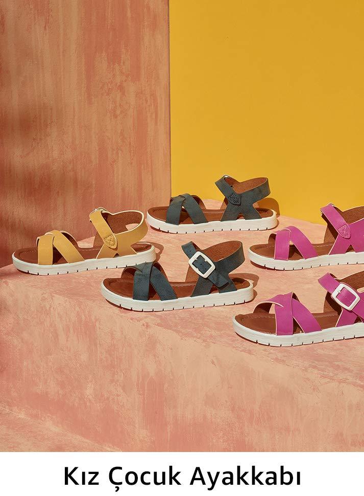 Kız Çocuk Ayakkabı