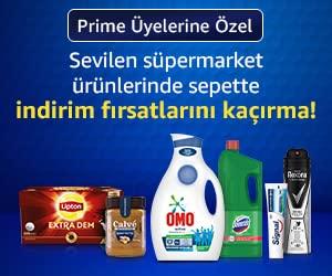 Sevilen süpermarket ürünlerinde sepette indirim fırsatlarını kaçırma