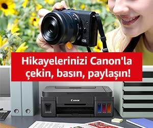 Canon ürünlerini keşfedin!