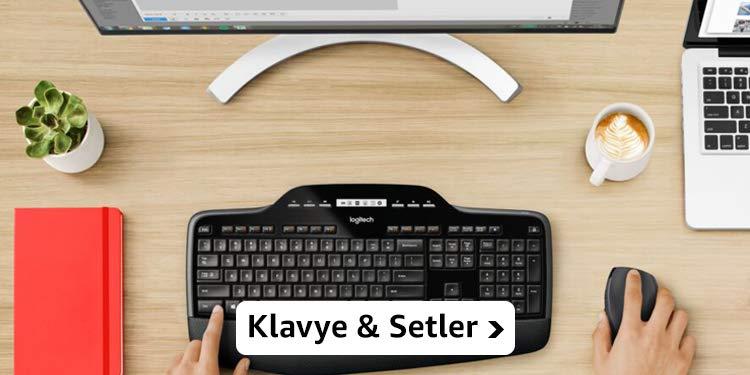 Logitech Klavye