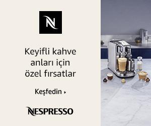 Nespresso Ürünlerinde Fırsatları Keşfet