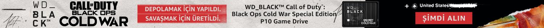 WD Black Serisini Keşfedin