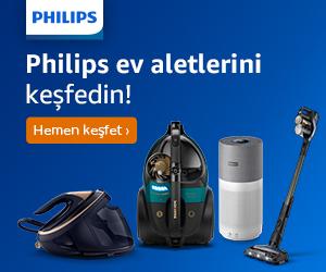 Philips ev aletlerini keşfedin!