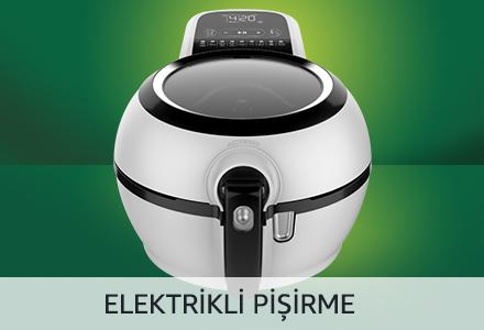 Tefal elektrikli pişirme actifry