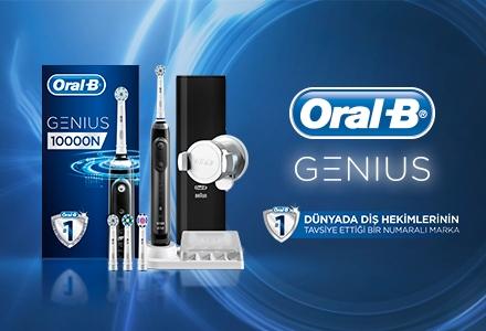 Oral B Genius