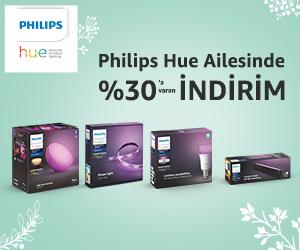 Philips Hue ailesinde indirim
