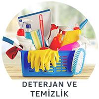 Deterjan ve Temizlik Ürünleri