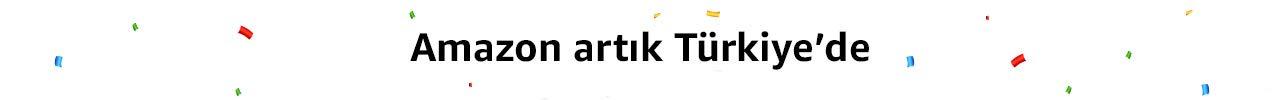 Amazon Artık Türkiyede