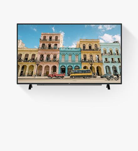 Ekran boyutuna göre televizyonlar