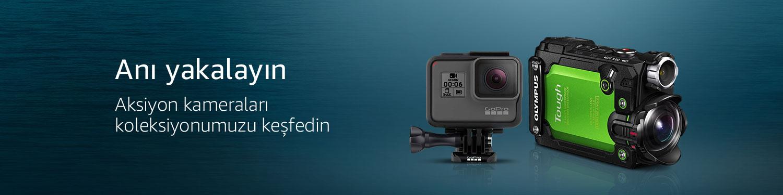 Aksiyon kameraları