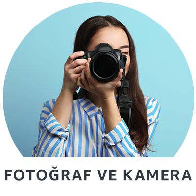 Fotoğraf Makinesi ve Kamera