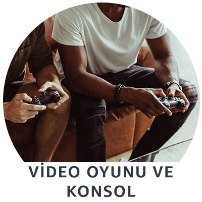 Video Oyunu ve Konsol