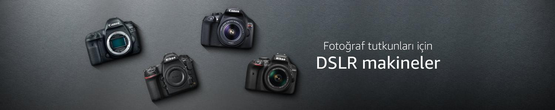 DSLR Kameralar