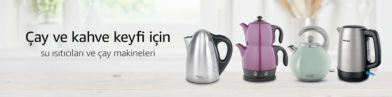 Su ısıtıcıları kettle çay makinesi