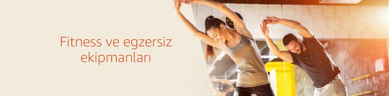 Fitness ve egzersiz ekipmanları