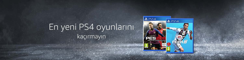 En yeni PS4 oyunları