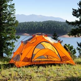 Kamp ve Doğa Yürüyüşü