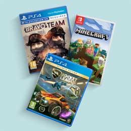 Video oyunu ve konsollarda %25'e varan indirimi yakalayın
