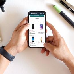 Amazon Türkiye mobil uygulamasını keşfet