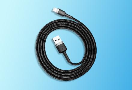 Data ve şarj kabloları