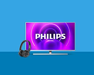 Philips televizyon alanlara kablosuz kulaklık 99 TL