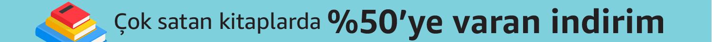 Çok satan kitaplarda %50'ye varan indirim