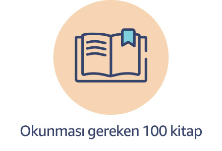 Okunması gereken 100 kitap