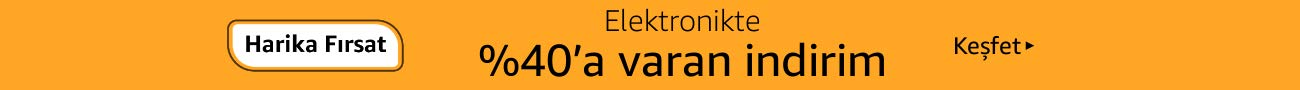Elektronikte indirim