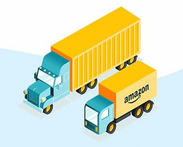 Amazon Lojistik ile sen satış yap, biz teslimat sürecini yönetelim