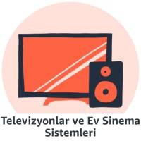 Televizyonlar ve Ev Sinema Sistemleri