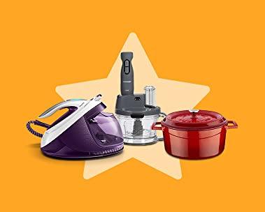 Çok satan mutfak gereçleri ve elektrikli küçük ev aletleri