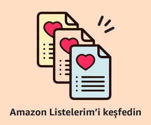 Amazon Listelerimi keşfedin