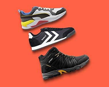 Erkek ayakkabılarında %70'e varan indirim