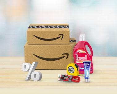 Amazon Süper ile sepete ekledikçe kazan